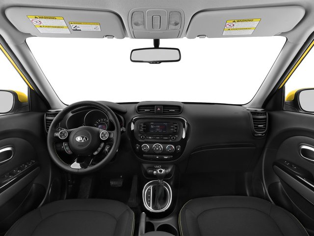 2015 Kia Soul Pictures Soul Wagon 4D I4 photos full dashboard