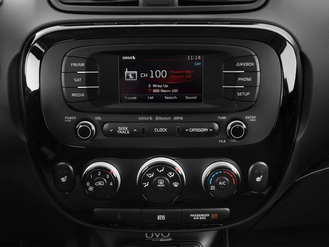 2015 Kia Soul Prices and Values Wagon 4D I4 stereo system