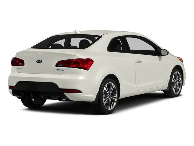 2015 Kia Forte Koup Pictures Forte Koup Coupe 2D EX I4 photos side rear view