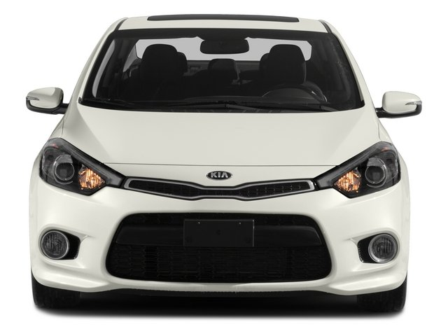 2015 Kia Forte Koup Prices and Values Coupe 2D EX I4 front view