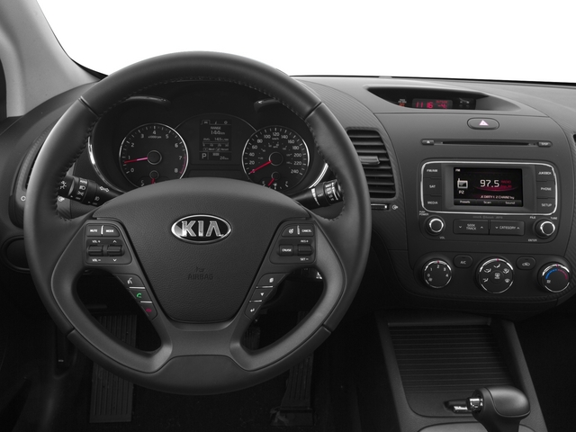 2015 Kia Forte Koup Prices and Values Coupe 2D EX I4 driver's dashboard