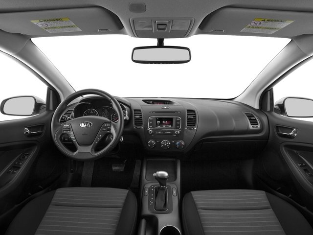 2015 Kia Forte Koup Pictures Forte Koup Coupe 2D EX I4 photos full dashboard