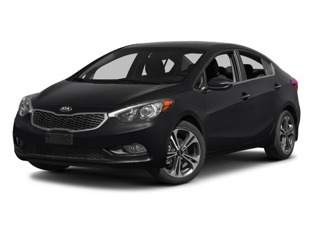 2015 Kia Forte Pictures Forte Sedan 4D EX I4 photos side front view