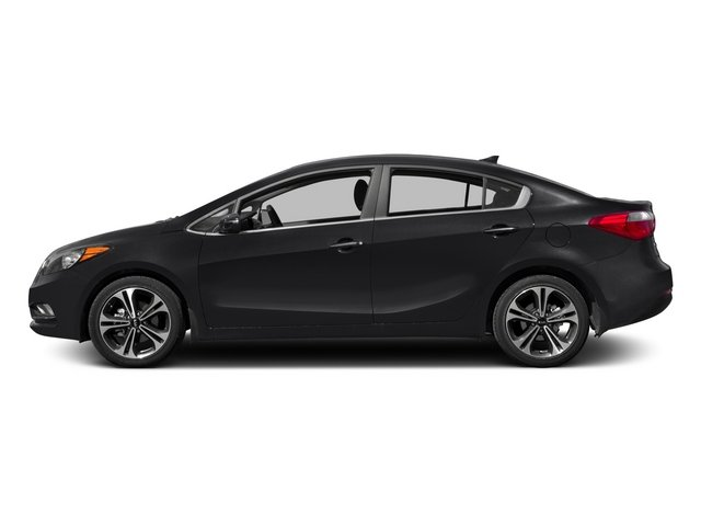 2015 Kia Forte Pictures Forte Sedan 4D EX I4 photos side view
