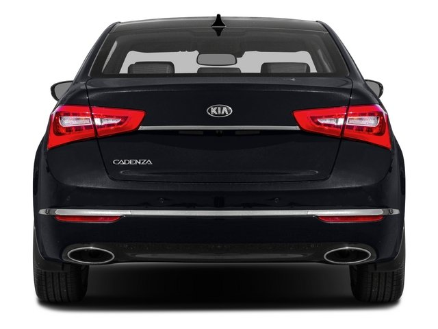 2015 Kia Cadenza Pictures Cadenza Sedan 4D Limited V6 photos rear view