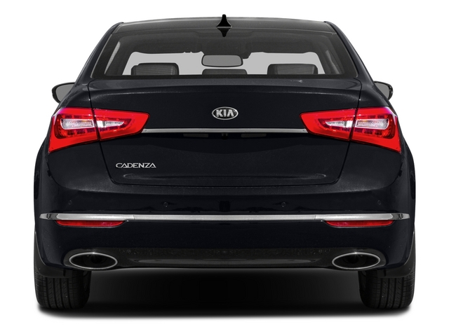 2015 Kia Cadenza Pictures Cadenza Sedan 4D Premium V6 photos rear view