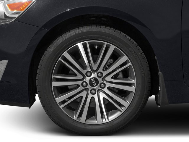 2015 Kia Cadenza Pictures Cadenza Sedan 4D Premium V6 photos wheel