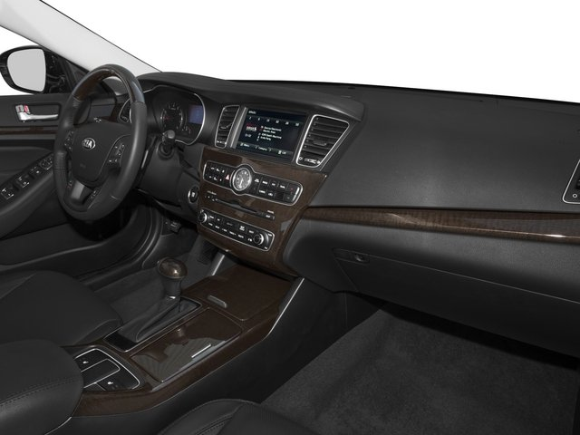 2015 Kia Cadenza Pictures Cadenza Sedan 4D Premium V6 photos passenger's dashboard