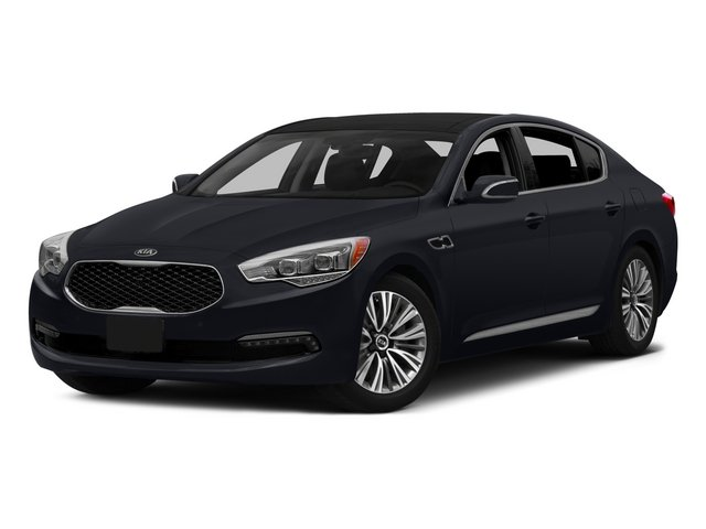 2015 Kia K900 Prices and Values Sedan 4D V8 side front view