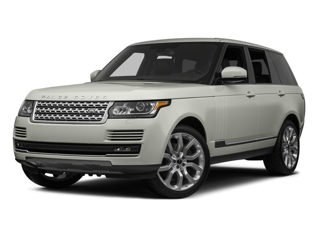 Land Rover Range Rover SUV 2015 Util 4D HSE LWB 4WD V6 Supercharged - Фото 1