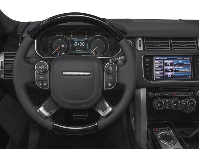 Land Rover Range Rover SUV 2015 Util 4D HSE LWB 4WD V6 Supercharged - Фото 4