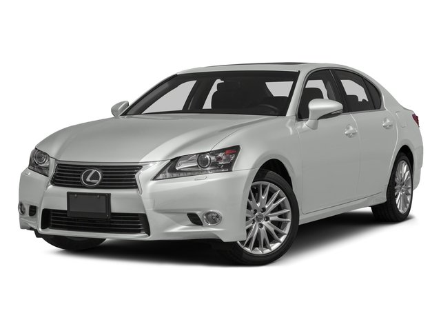 2015 Lexus GS 350 Prices and Values Sedan 4D GS350 AWD V6