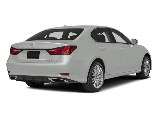 2015 Lexus GS 350 Prices and Values Sedan 4D GS350 AWD V6 side rear view
