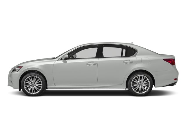 2015 Lexus GS 350 Prices and Values Sedan 4D GS350 AWD V6 side view
