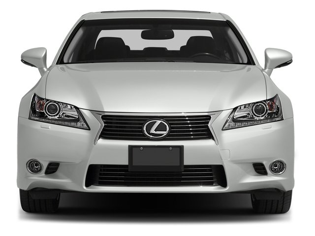 2015 Lexus GS 350 Prices and Values Sedan 4D GS350 AWD V6 front view