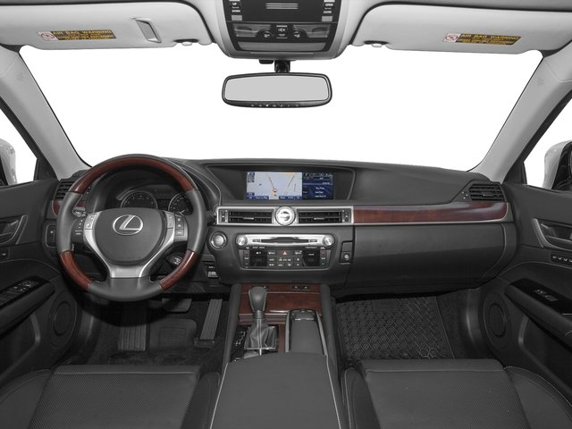 2015 Lexus GS 350 Prices and Values Sedan 4D GS350 AWD V6 full dashboard