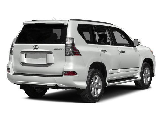 2015 Lexus GX 460 Prices and Values Utility 4D Luxury 4WD V8 side rear view