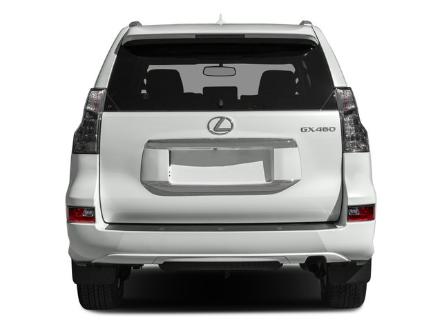 2015 Lexus GX 460 Prices and Values Utility 4D Luxury 4WD V8 rear view