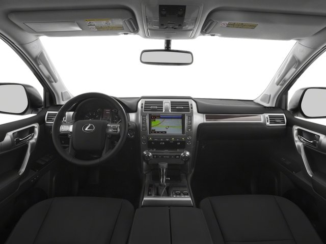 2015 Lexus GX 460 Prices and Values Utility 4D Luxury 4WD V8 full dashboard