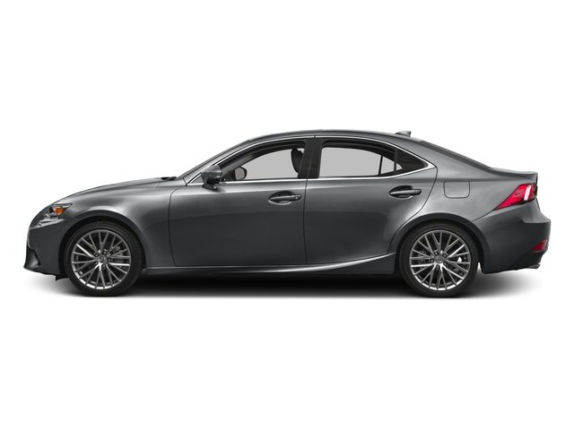 2015 Lexus IS 250 Pictures IS 250 Sedan 4D IS250 V6 photos side view