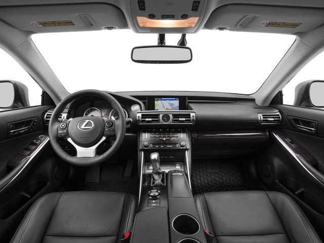 2015 Lexus IS 250 Pictures IS 250 Sedan 4D IS250 V6 photos full dashboard