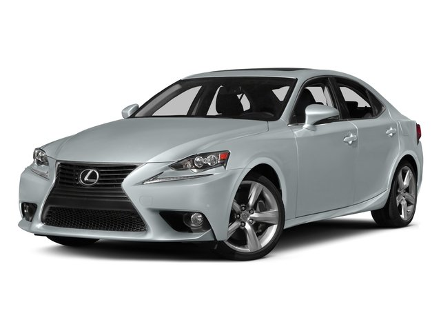 2015 Lexus IS 350 Pictures IS 350 Sedan 4D IS350 V6 photos side front view