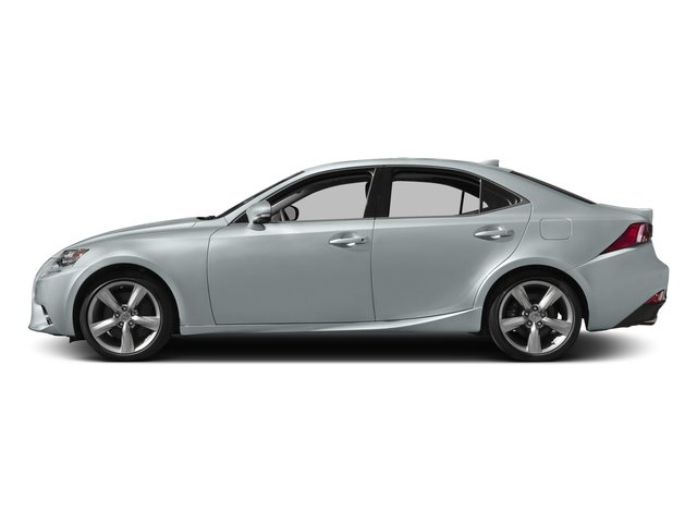 2015 Lexus IS 350 Pictures IS 350 Sedan 4D IS350 V6 photos side view