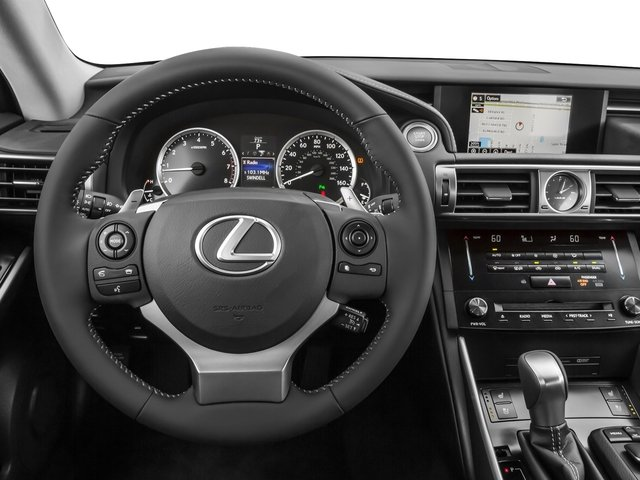 2015 Lexus IS 350 Pictures IS 350 Sedan 4D IS350 V6 photos driver's dashboard