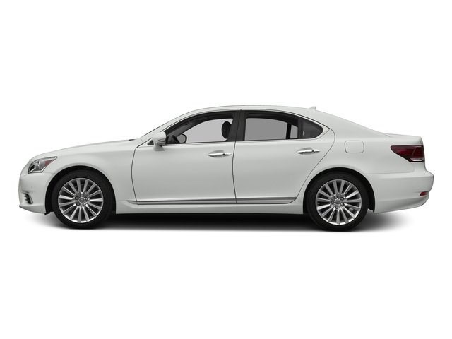 2015 Lexus LS 460 Prices and Values Sedan 4D LS460 AWD V8 side view