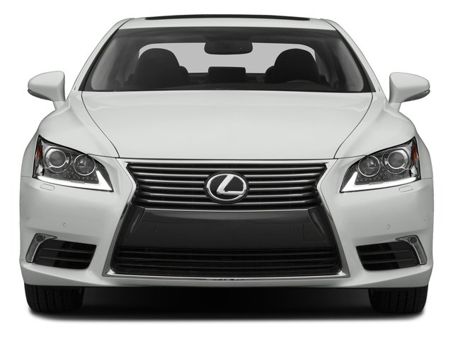 2015 Lexus LS 460 Pictures LS 460 Sedan 4D LS460 V8 photos front view