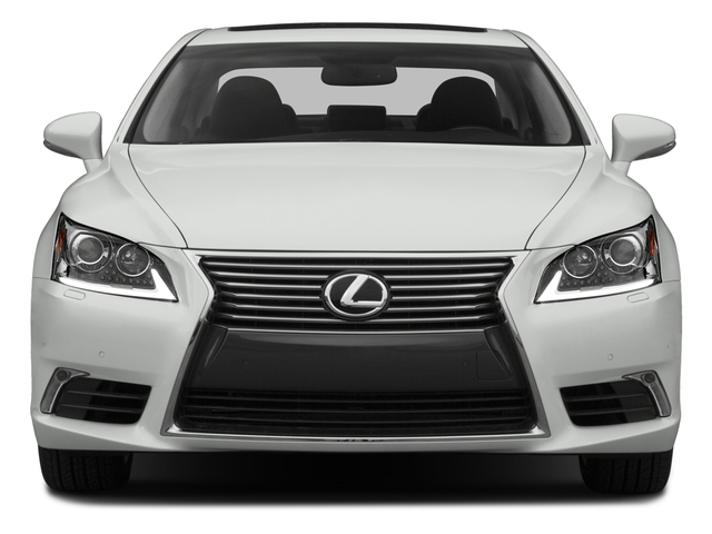 2015 Lexus LS 460 Prices and Values Sedan 4D LS460 AWD V8 front view