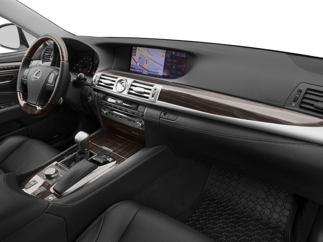 2015 Lexus LS 460 Prices and Values Sedan 4D LS460 AWD V8 passenger's dashboard