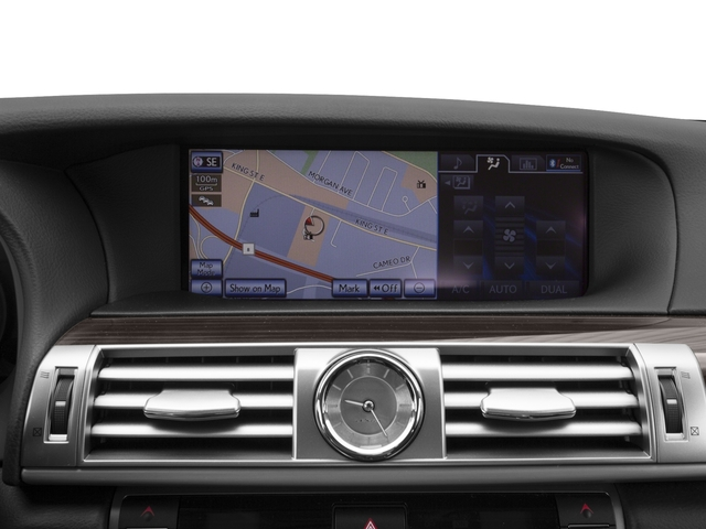 2015 Lexus LS 460 Prices and Values Sedan 4D LS460 AWD V8 navigation system