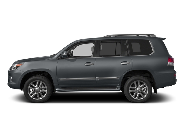 2015 Lexus LX 570 Prices and Values Utility 4D 4WD V8 side view