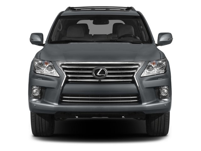 2015 Lexus LX 570 Prices and Values Utility 4D 4WD V8 front view