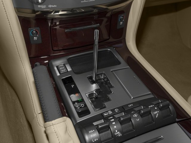 2015 Lexus LX 570 Prices and Values Utility 4D 4WD V8 center console