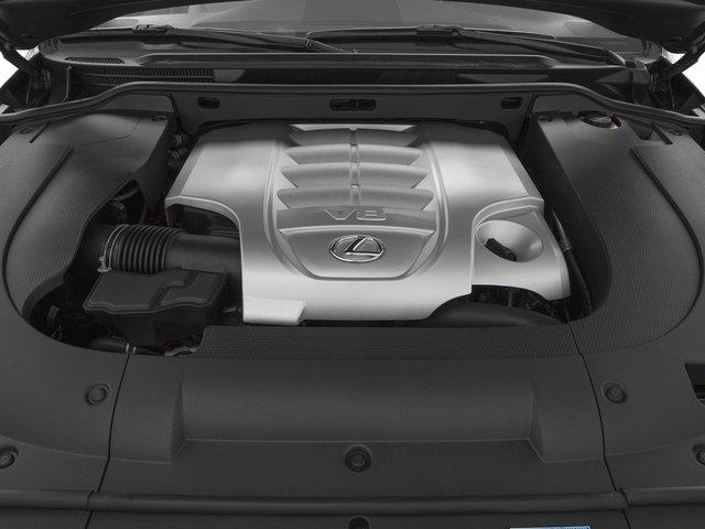 2015 Lexus LX 570 Prices and Values Utility 4D 4WD V8 engine