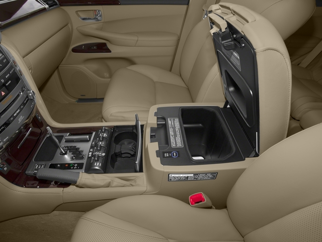 2015 Lexus LX 570 Prices and Values Utility 4D 4WD V8 center storage console