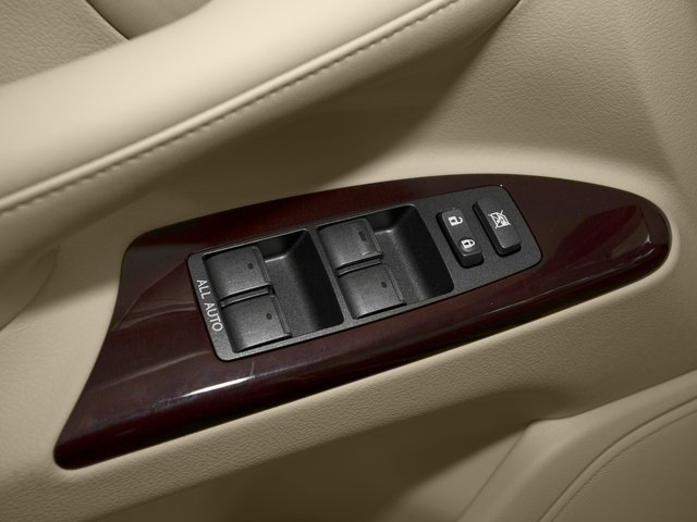 2015 Lexus LX 570 Prices and Values Utility 4D 4WD V8 driver's side interior controls