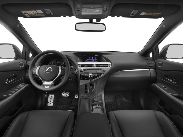 2015 Lexus RX 350 Pictures RX 350 Utility 4D AWD V6 photos full dashboard