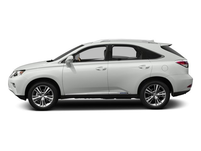 2015 Lexus RX 450h Prices and Values Utility 4D AWD V6 Hybrid side view