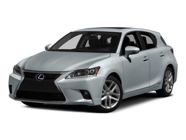 2015 Lexus CT 200h Prices and Values Hatchback 5D CT200h I4 Hybrid