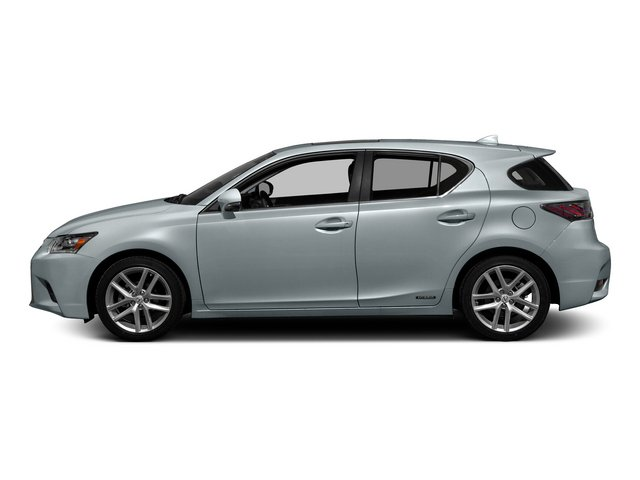 2015 Lexus CT 200h Prices and Values Hatchback 5D CT200h I4 Hybrid side view