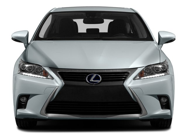 2015 Lexus CT 200h Prices and Values Hatchback 5D CT200h I4 Hybrid front view