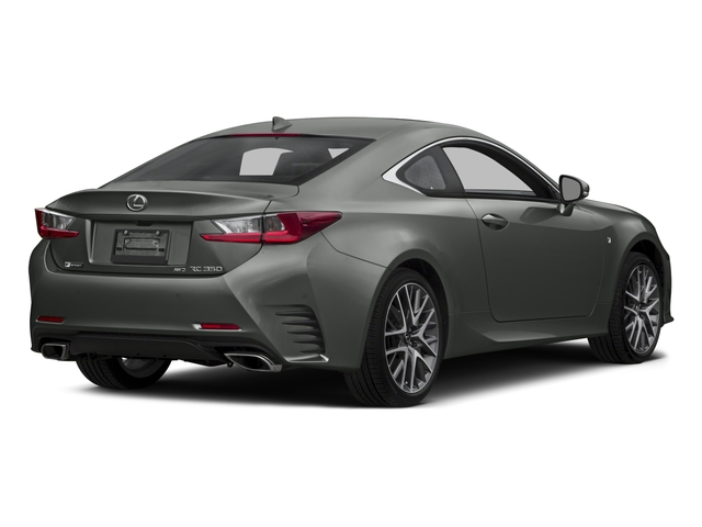 2015 Lexus RC 350 Prices and Values Coupe 2D RC350 V6 side rear view