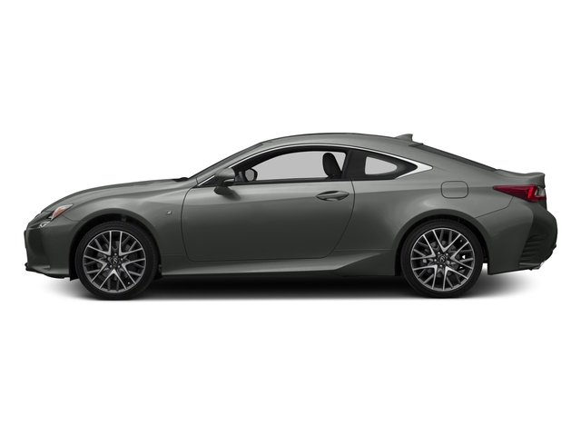 2015 Lexus RC 350 Prices and Values Coupe 2D RC350 V6 side view