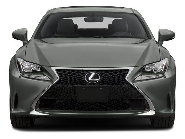 2015 Lexus RC 350 Prices and Values Coupe 2D RC350 V6 front view