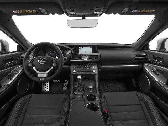 2015 Lexus RC 350 Prices and Values Coupe 2D RC350 V6 full dashboard