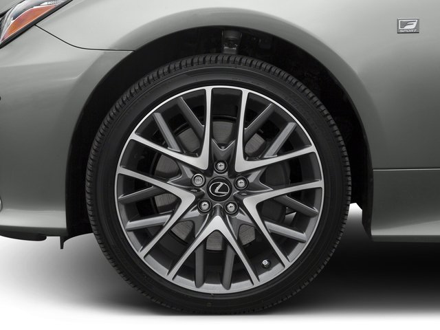 2015 Lexus RC 350 Prices and Values Coupe 2D RC350 V6 wheel