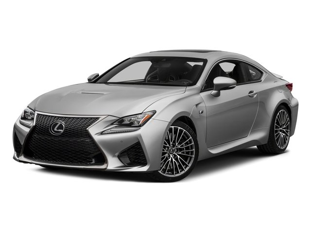 2015 Lexus RC F Pictures RC F Coupe 2D RC-F V8 photos side front view
